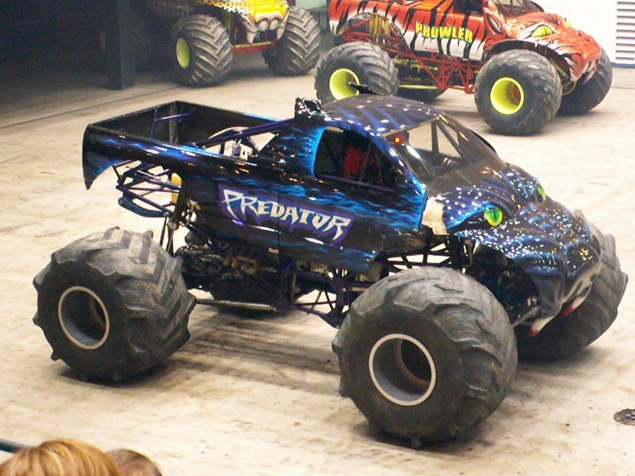 Event Photos: AMP Monster Truck Thunder Slam From The Civic Coliseum - 2007