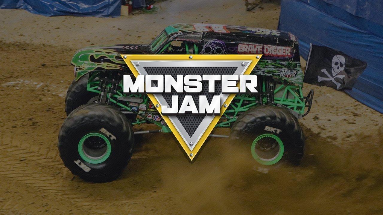 Monster Jam in Arlington, Texas - 2021