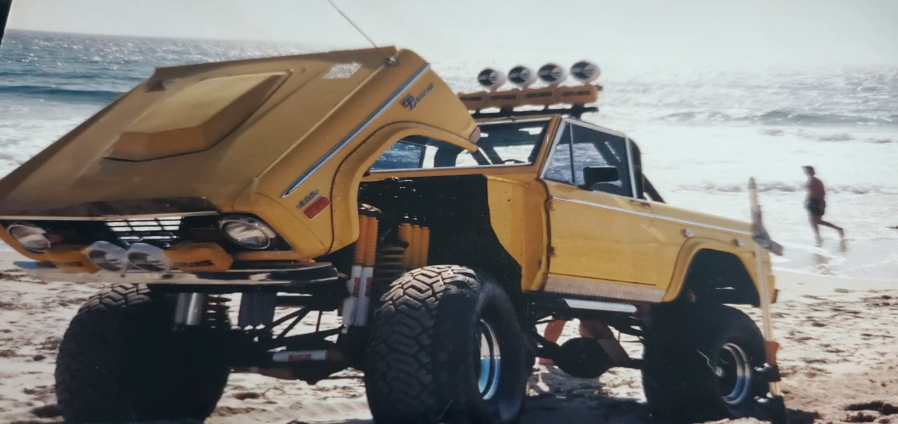 Obsession Race Team - Bronco Mini Monster Truck Build Part 2