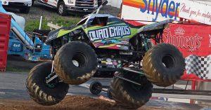 All Star Monster Truck Tour - Jennerstown Speedway - Jennerstown, PA. - 2020