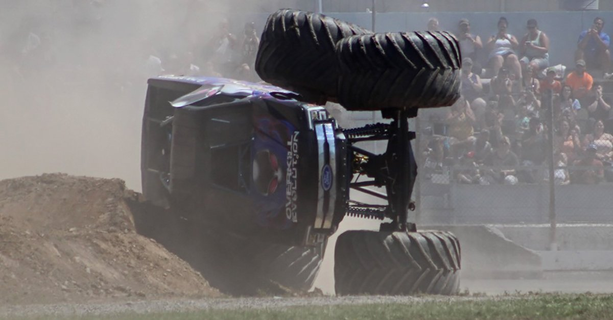 4-Wheel Jamboree Nationals from the Bloomsburg Fairground - 2019
