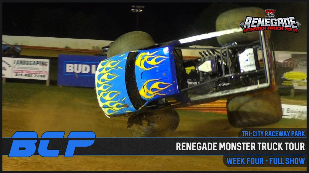 Renegade Monster Truck Tour
