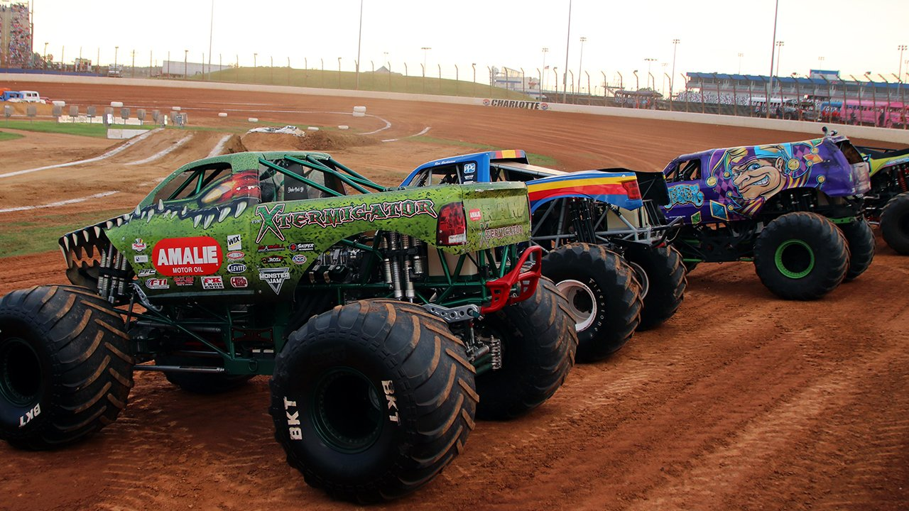 Circle K Back to School Monster Truck Bash - 2019