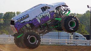 Hardcore Monster Truck Challenge Quincy Illinois - 2019