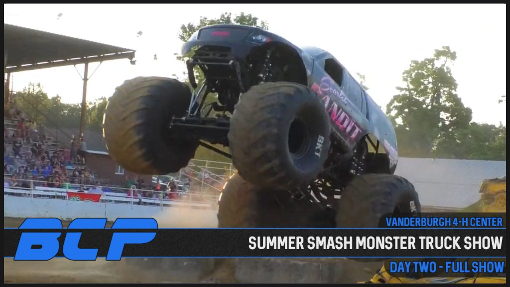 Summer Smash Monster Truck Show Night 2