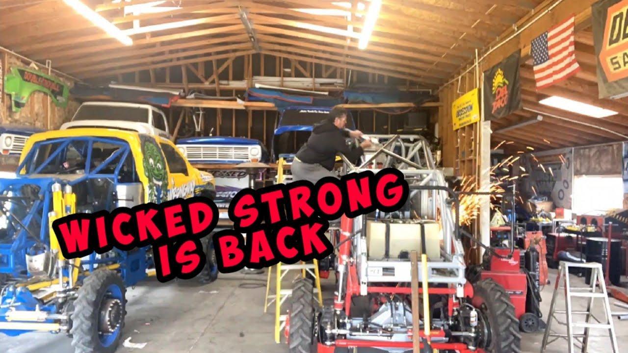 Obsession Race Team: Wicked Strong Is Back!
