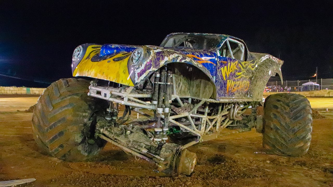 Mayhem of Monsters - Crossroads MotorPark Speedway - Corinth, MS. - 2020