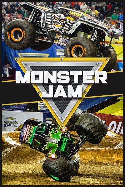 The Monster Jam Triple Threat Series is racing into the Van Andel Arena on Mar. 26-28, 2021!