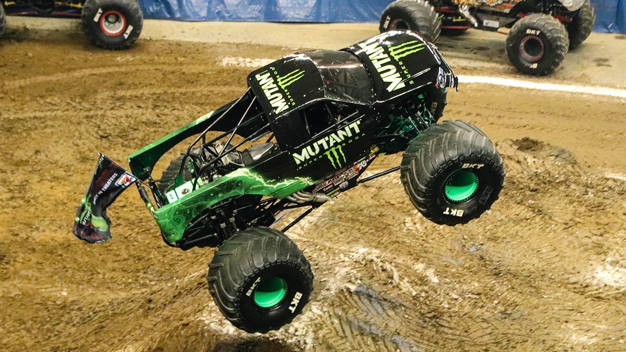 Monster Jam - UTC Arena - 2018