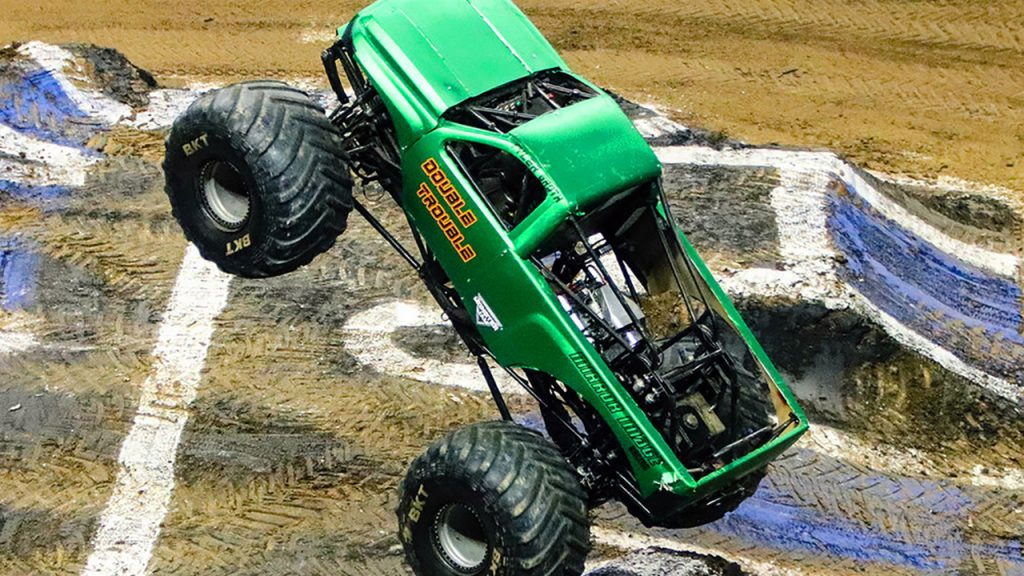 Monster Truck Spectacular in Harrisburg, PA -2021