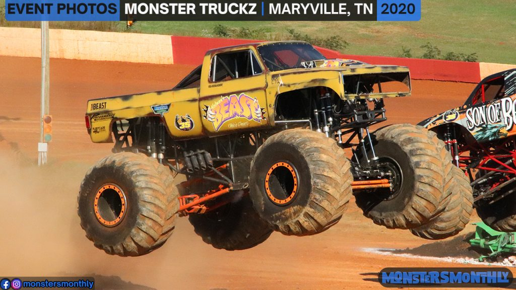 Event Photos: Monster Truckz Event at the Smoky Mountain Speedway | 2020