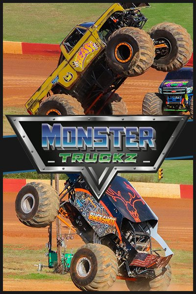 Monster Truckz Extreme Tour in Pittsburgh, PA - 2021