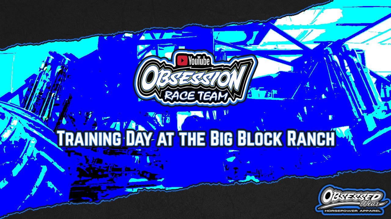 Watch some behind the scenes action from the Obsession Race Team as Bo Swanson gets behind the wheel of the Obsession monster truck for the first time at the Big Block Ranch in Idaho!