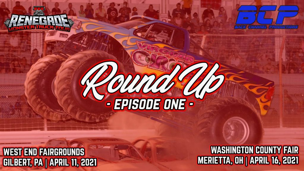 Renegade Monster Truck Tour Round Up - Episode 1