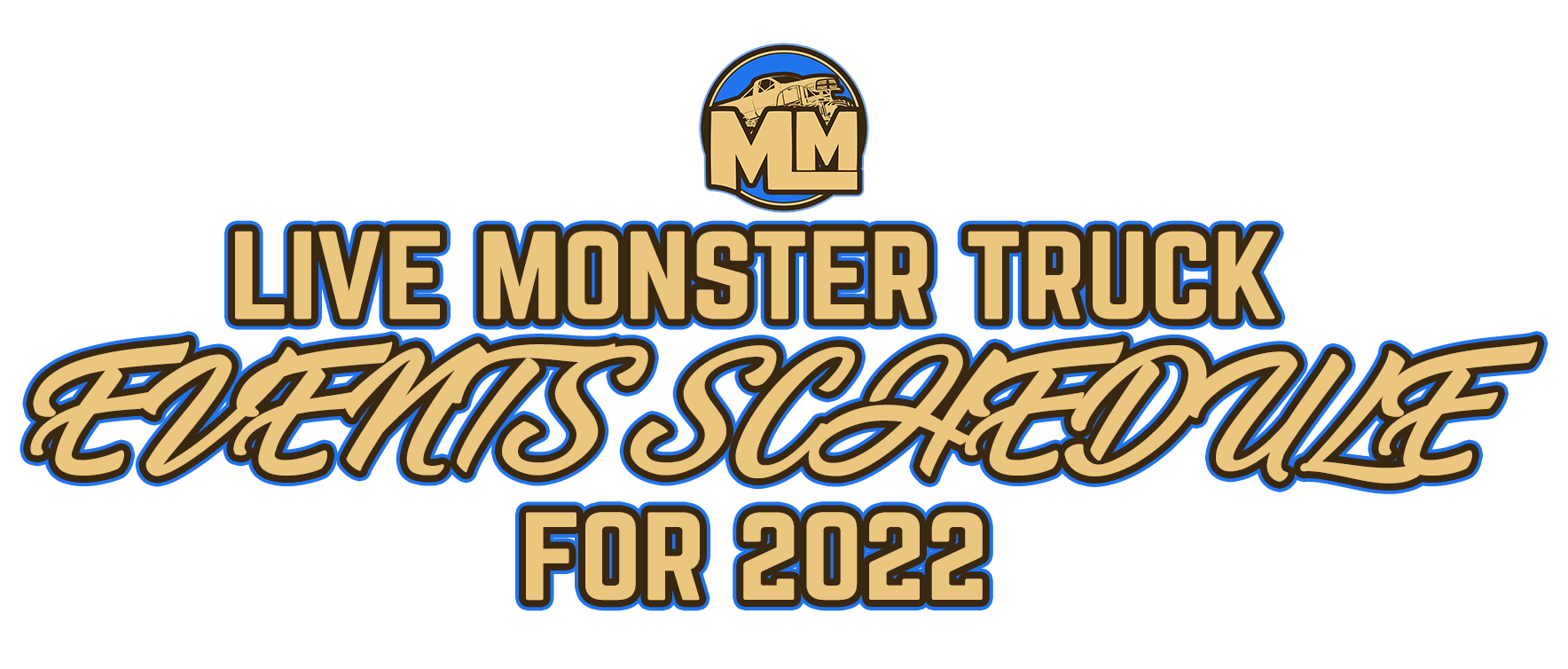 Essential List of Live Monster Truck Events List for 2022