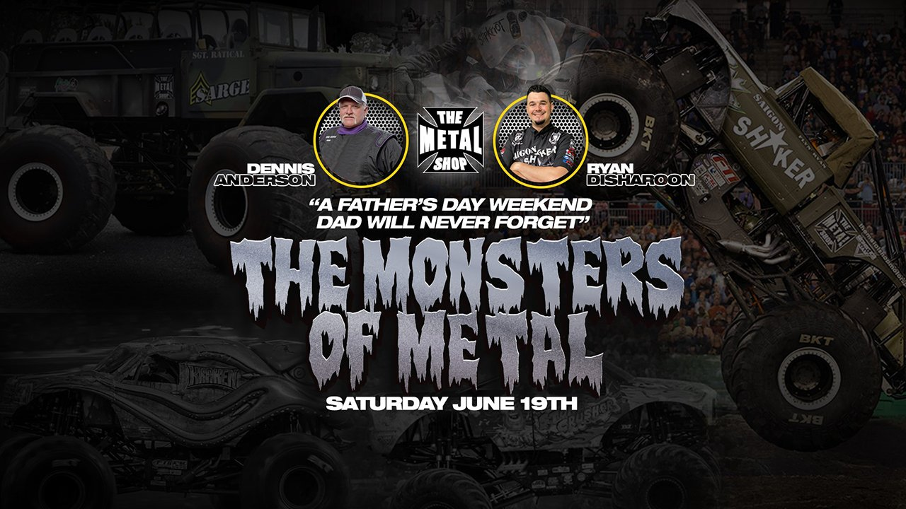 The Monsters of Metal