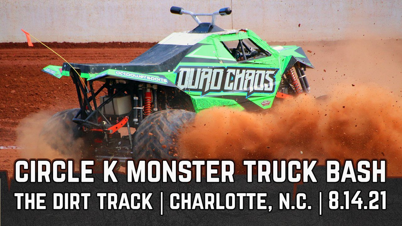 Circle K Monster Truck Bash in Charlotte, N.C. - 2021