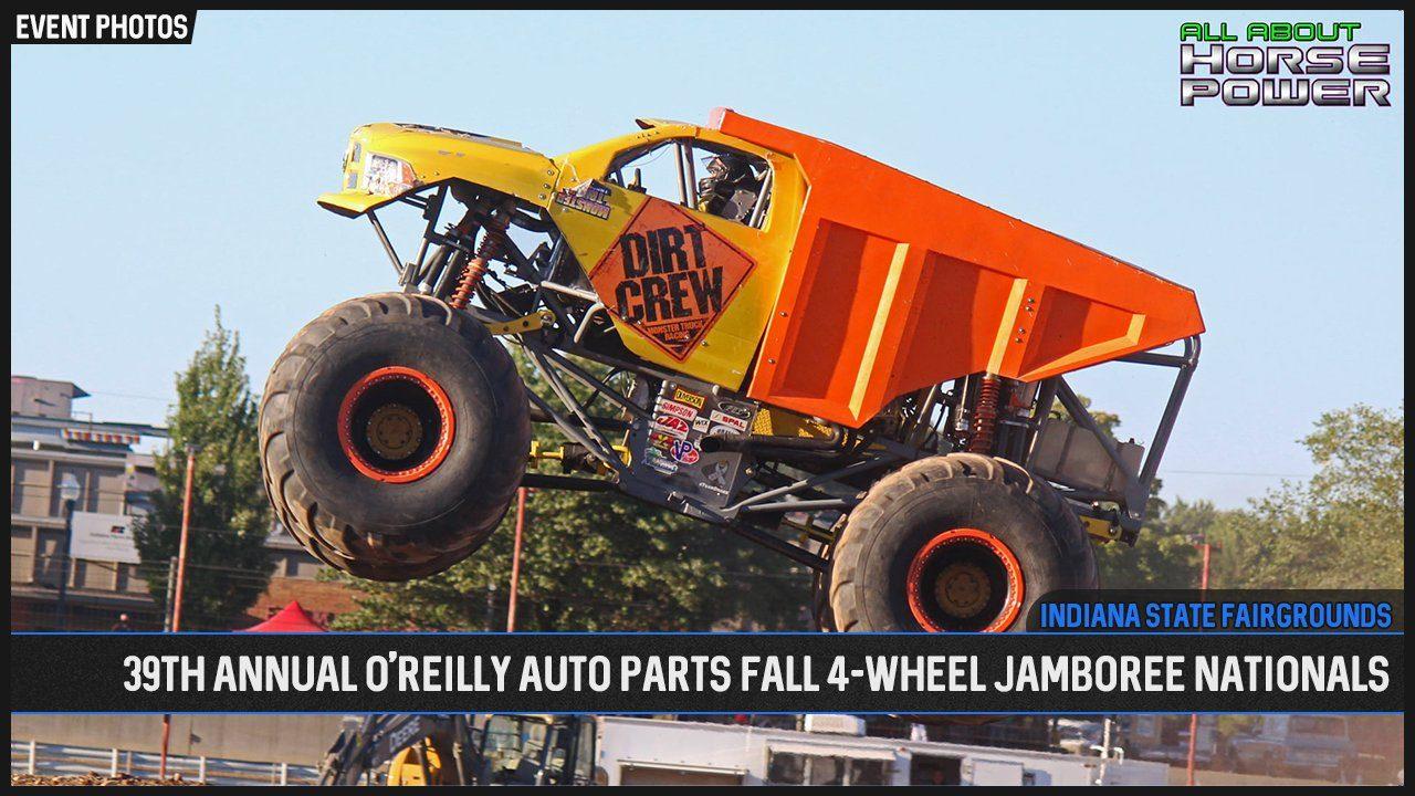 Event Photos: 39th Annual O'Reilly Auto Parts Fall 4-Wheel Jamboree - 2020
