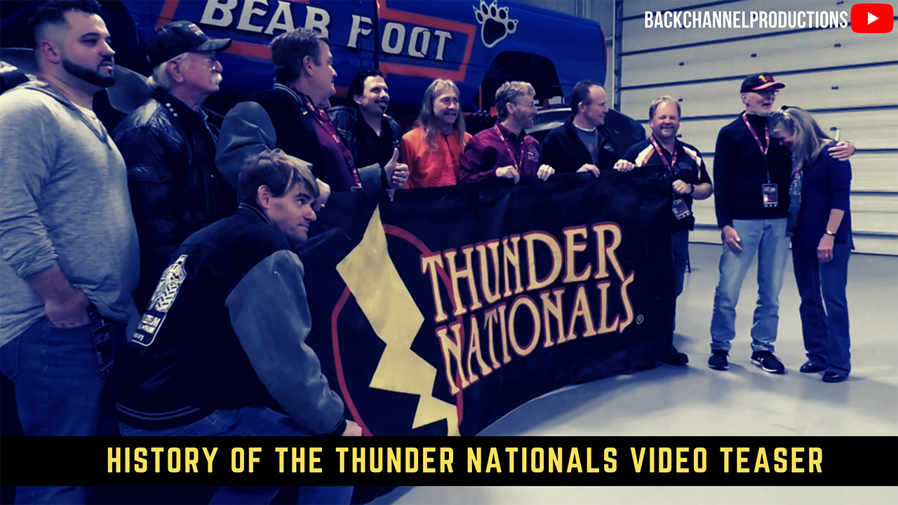 History of the Thunder Nationals Video Teaser