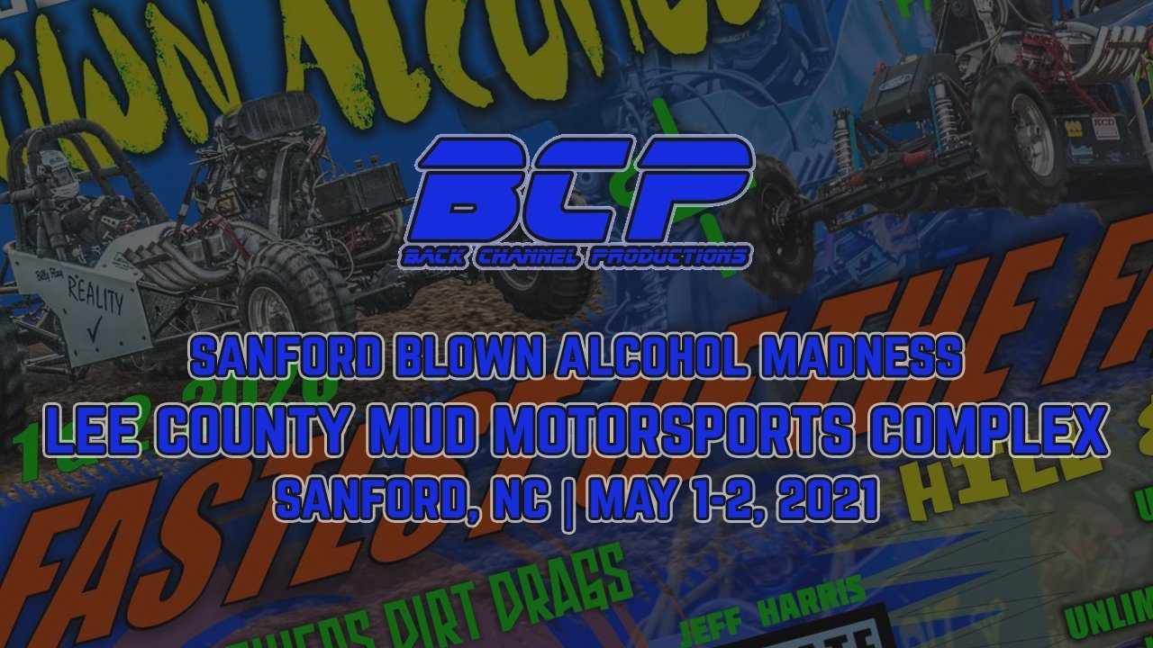 Sanford Blown Alcohol Madness from the Lee County Mud Motorsports Complex