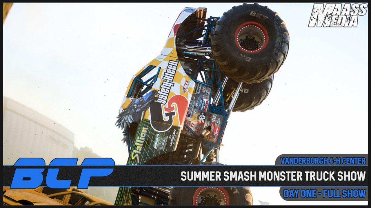 Summer Smash Monster Truck Show