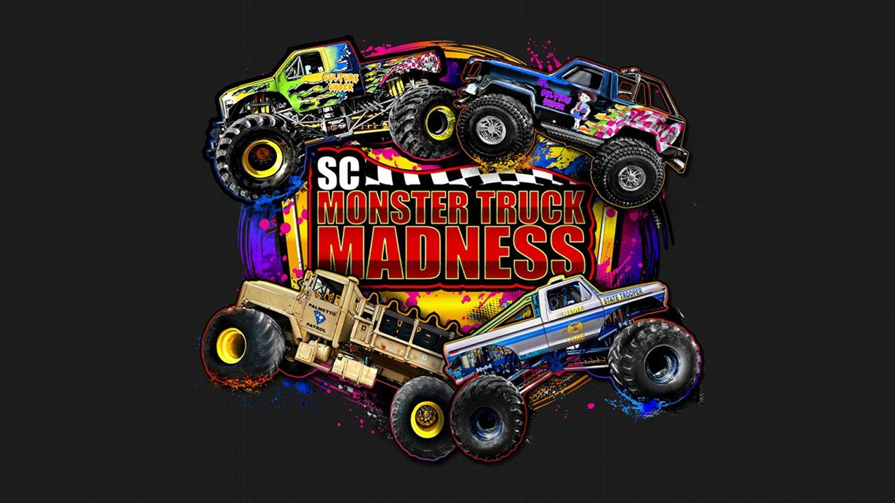 SC Monster Truck Madness In Sevierville, TN - 2021